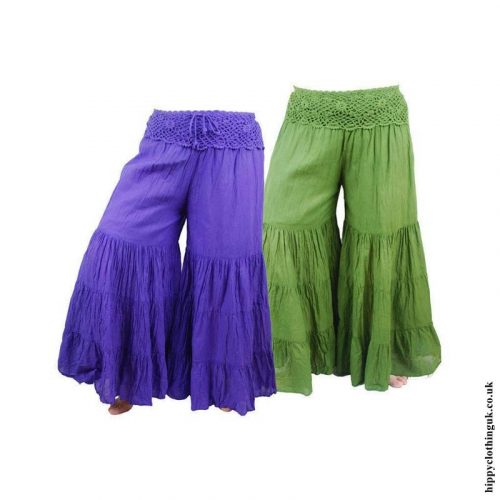 Hippy-Crochet-Cotton-Baggy-Flares-on-Person
