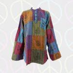 Hippy Patchwork Shirts