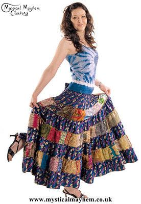 Bohemian/Boho Hippy Clothing