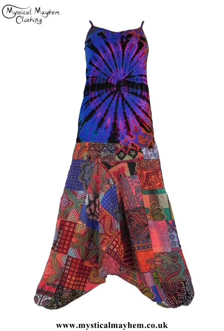 Ladies Hippy Clothing Outfit Idea - In The Summertime!