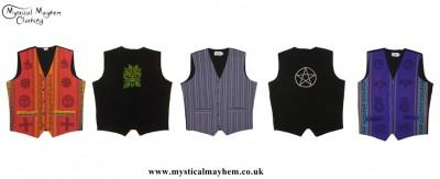Hippy Waistcoats