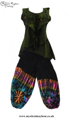 Ladies Hippy Outfit 23.08.2016