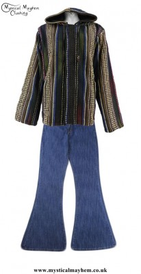 Gents Hippy Outfit