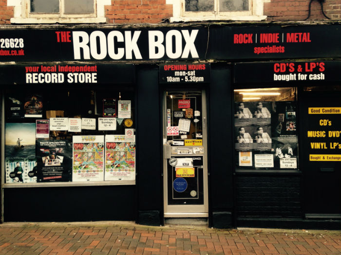 The Rock Box Camberley