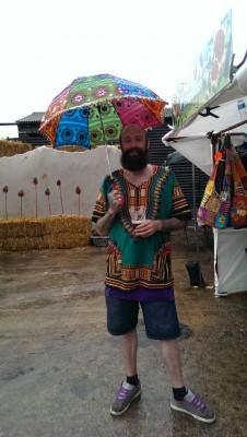 Simon Rainbow Parasol