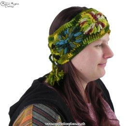 green-hand-knitted-hippy-wool-headband-with-fleece-lining