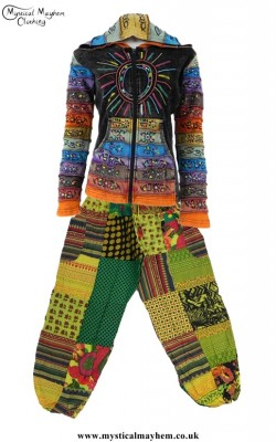 Ladies Hippy Outfit 04.10.2016
