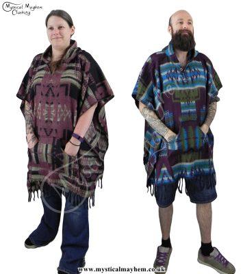 male-and-female-acrylic-aztec-hippy-poncho