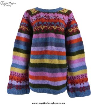 nepalese-striped-wool-jumper-swedish-style
