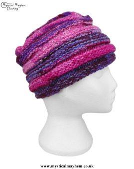 nepalese-wool-hippy-beanie-hat-pink