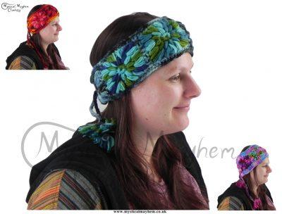 Ladies outfit - Wool head Warmers