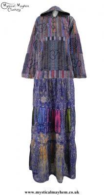 Ladies Hippy Outfit Idea