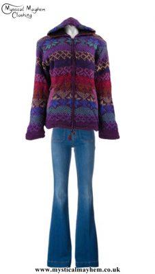 ladies Outfit - Nepalese Wool