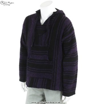 mexican-jerga-baja-hooded-hippy-festival-top-purple-and-black