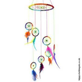 Rainbow-Dreamcatcher-Mobile