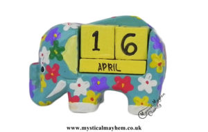 Colourful-Elephant-Handmade-Wooden-Calendar