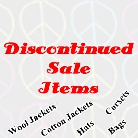 Discontinued Sale Items