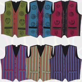Hippy Style Waistcoats