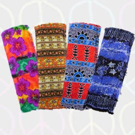 Colourful Viscose Sarongs