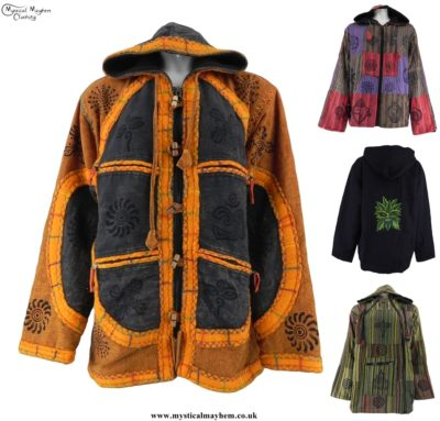 Hippy Jackets for Him