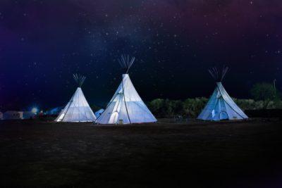 Hippy Tents
