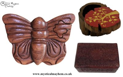 Hippy Trinket Boxes for Her