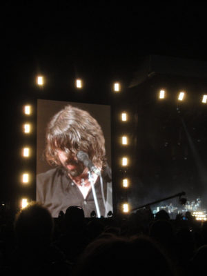 Foo Fighters at IOW Festival