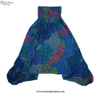 Funky-Pattern-Hippy-Style-Harem-Ali-Baba-Trousers-Blue2