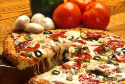 Festival Pizza