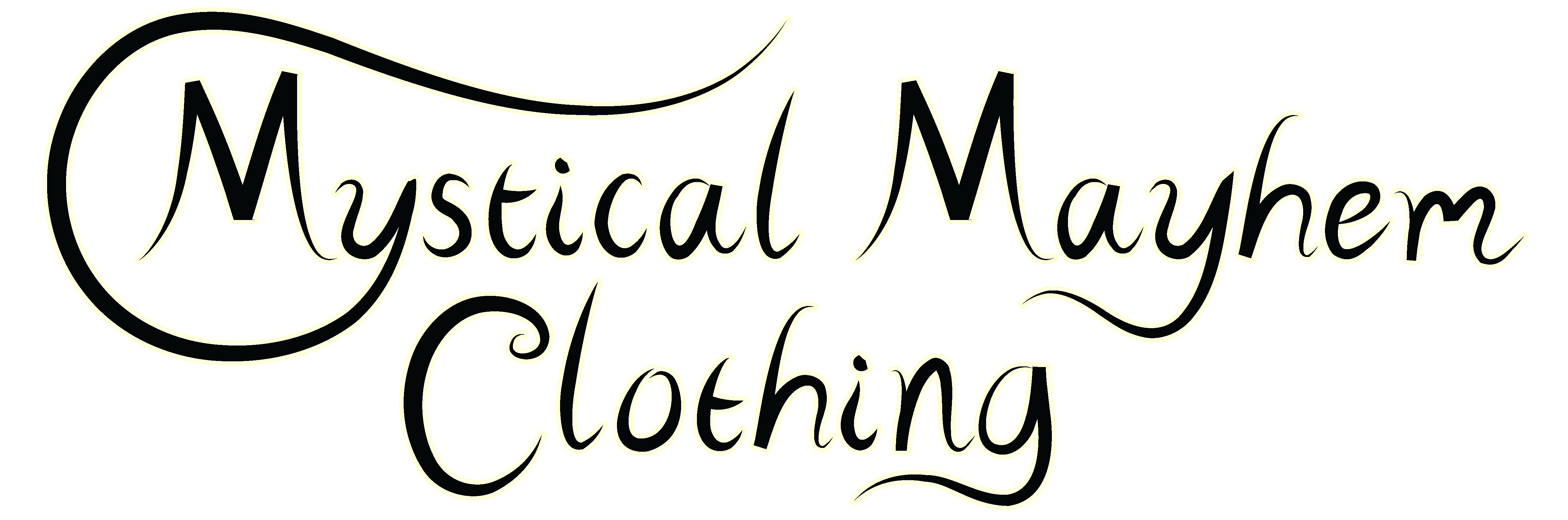Mystical Mayhem Hippy Clothing logo