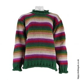 Striped-Wool-Jumper