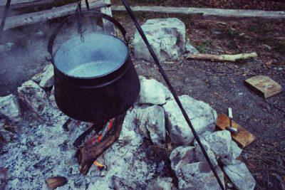 Cooking Cauldron