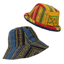 Male Hippy Hats