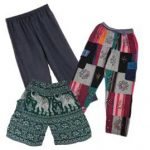Hippy Trousers and Shorts
