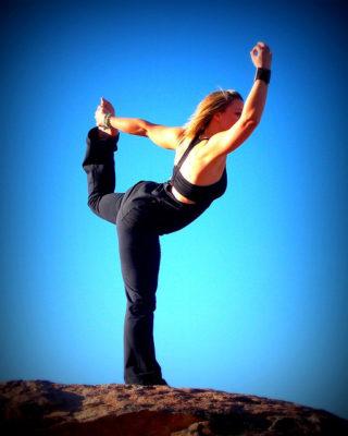 Yoga-Flexibility