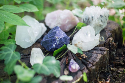 mind Body Soul Experience - Crystals