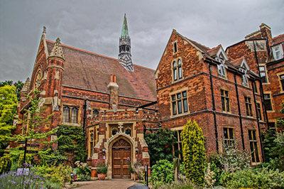 Hammerton College - Cambridge