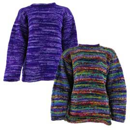 Tie Dye Wool Jumpers