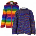 Hippy Wool Jackets and Jumpers