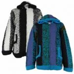 Wool Fleece Lined Jackets