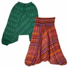 Harem Ali Baba Trousers