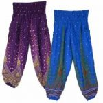 Hippy Harem Trousers - Genie Trousers