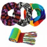 Hippy Scarves and Snoods