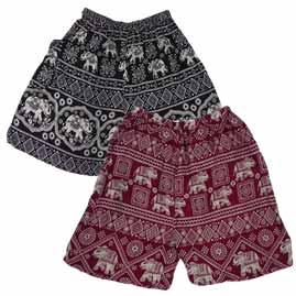 Male Thai Hippy Shorts