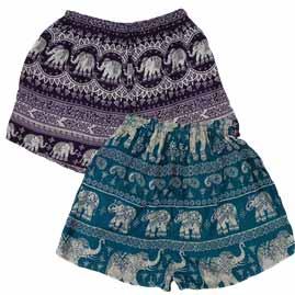 Don't be short on shorts -Thai-Ladies-Hippy-Shorts