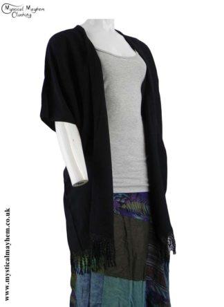 Black-Floaty-Rayon-Kimono-Shrug