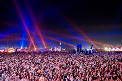 Festival Season - Music festivals