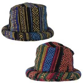 Hippy Rimmed Hat