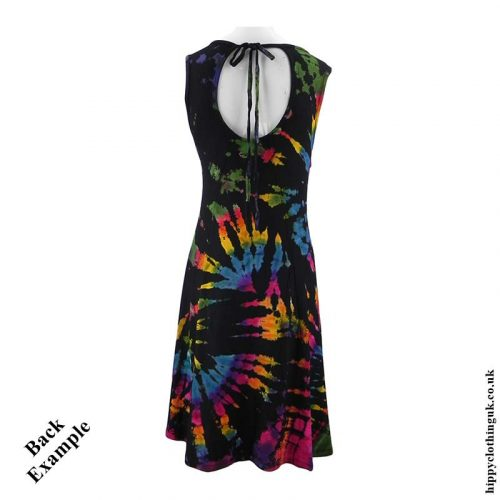 Multicoloured-Tie-Dye-Dress-Back-Example