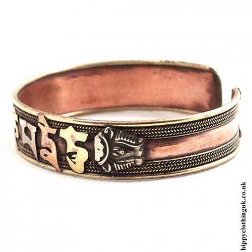 Om-Mani-Copper-Bracelet-Side